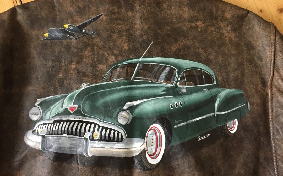 Buick Super Sedante 1949