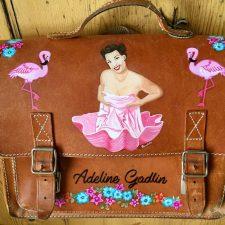 Pin Up Adeline Dadlin Schultasche