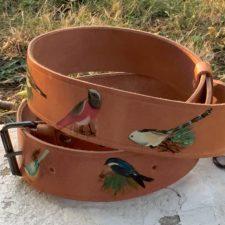 Weiteres Foto: Vogel-Gürtel