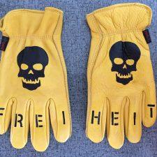 Freiheit Handschuhe
