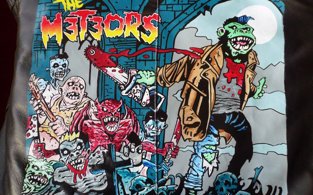 The Meteors fan art