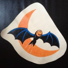 Patch-Bat-Moon449th-Bombardment-Squadron-3rd-Air-Force-Tampa-FL