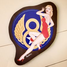 8th Air Force Pin-up Girl