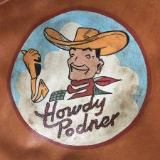 Howdy Podner
