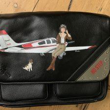 Pilotentasche Beechcraft