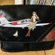 Pilotentasche Beechcraft 1
